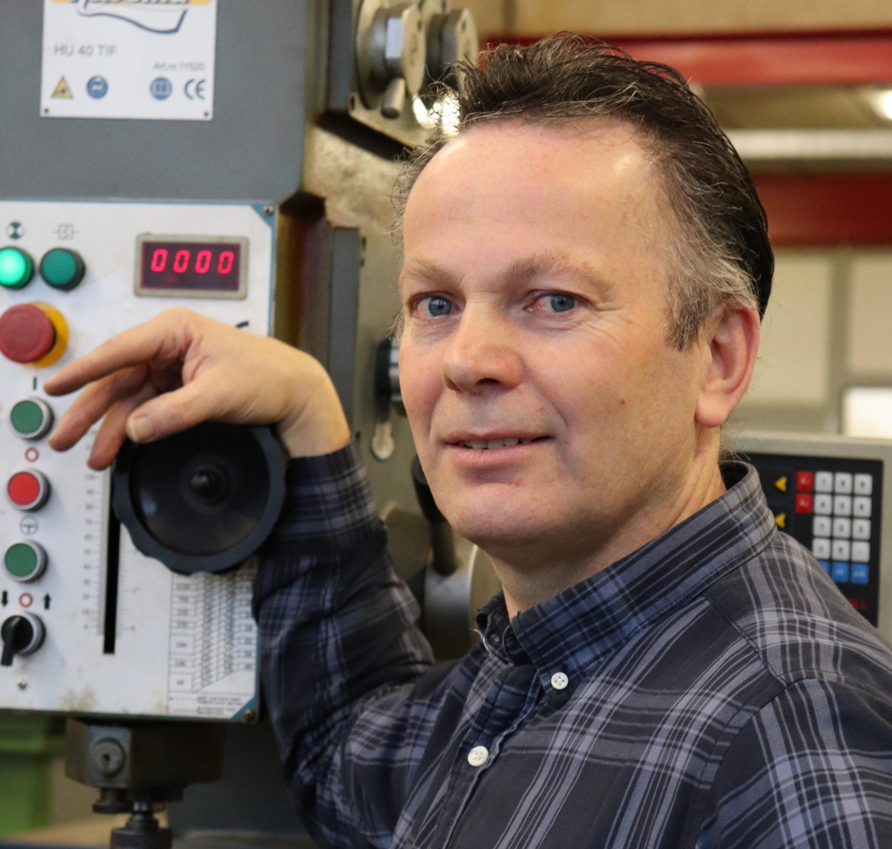 Niels Mogensen, docent PIE